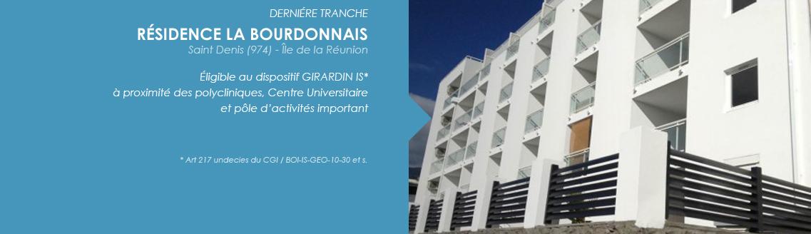 ST DENIS LA REUNION - LA BOURDONNAIS