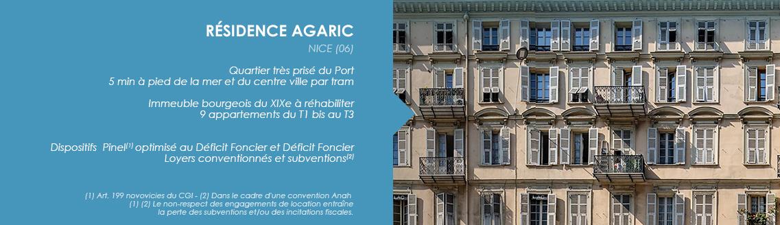 Résidence Agaric
